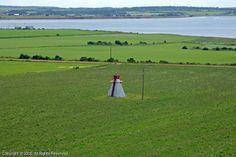 Malpeque Outer Range Rear Light, Lower Darnley, Prince Edward Island