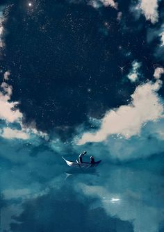 """트위터의 제딧/Jedit 님: """"[RT이벤트!] 2만팔로 감사합니다! 알티해주신 분 한분을 추첨해 하늘 배경의 최애캐를 그려드릴게요. 제 이야기와 공상의 조각들을 예쁘게 구독해주셔서 늘 고맙습니다. 오늘도 행복한 밤 되시길 바래요. https://t.co/rYQ2yLFflh"""""""