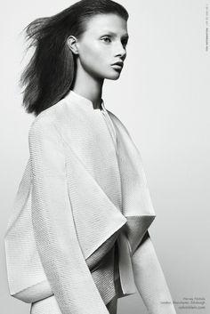 Calvin Klein Collection Spring/Summer 2009 Ad Campaign