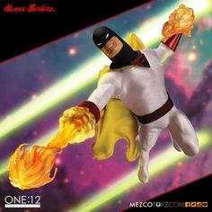 One:12 Collective Hanna-Barbera Space Ghost – Mezco Toyz