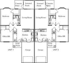 Floor Plans Semi Detached And Floors On Pinterest