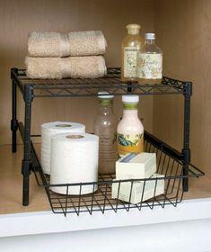 Under Cabinet Storage Racks Bronze Abc For Kitchen To Hold Dish