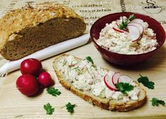 Svieža zelerová nátierka Camembert Cheese, Dairy, Food, Essen, Meals, Yemek, Eten