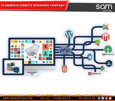 Selling online is fast becoming an unconditional must for all types of businesses . So you have to get you your own magnificent website.  Are you looking to pick an eCommerce solution and need some supervision? Get in touch with top rated ecommerce website designing company in India for high quality eCommerce website designing and development at affordable cost. Call Us On: +91-9968353570 #ecommercewebsite #ecommercewebsitedesigningcompany #ecommercewebdesigningcompany…