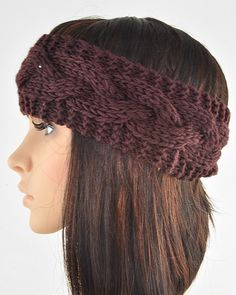 Knit Headband this color too