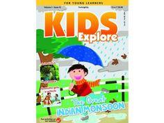 kids explore magazine for kids- Parenting resources by ZenParent