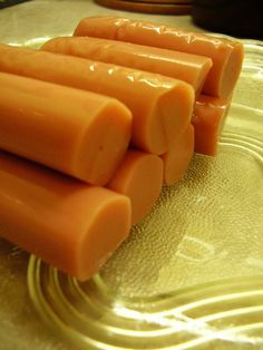 Receta vegetariana: Salchichas caseras
