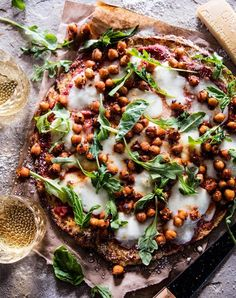 27 Chickpea Recipes You'll Never Get Tired Of #Chickpea #garbanzobeans #garbanzos #chickpeas #cook #dinner #vegan #veganrecipes #veganfood #healthylifestyle #healthy #healthyfood #nutrition Chickpea Stew, Chickpea Recipes, Veggie Recipes, Chickpea Tacos, Fun Recipes, Recipe Ideas, Healthy Blender Recipes, Healthy Dinner Recipes, Vegetarian Dinners