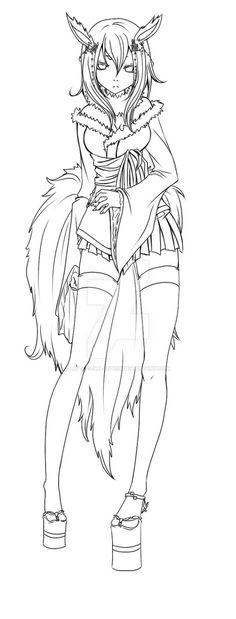 Pokimono: Flareon by Little-Evil-Witch on DeviantArt