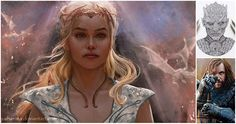 16 Game Of Thrones Fan Art Worthy Of The Iron Throne