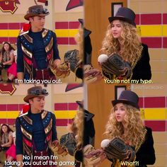 "#GirlMeetsWorld 1x11 ""Girl Meets World: of Terror"" - Lucas and Maya"
