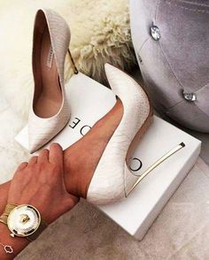 Wow these heels!