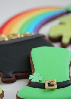 St. Patty's Day Cookie How-To