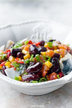 Mexican Style Herring Salad