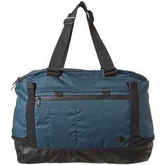 1d0de3b04cda The North Face - Women s Tannen Yoga Tote (Prussian Blue Heather TNF Black)  - Bags and Luggage