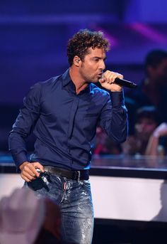 David Bisbal Photos: Telemundo's Premios Tu Mundo Awards Show
