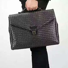 Handbags For Men, Leather Handbags, Man Bags, Briefcases, Men's Wardrobe, Leather Briefcase, Real Leather, Design Inspiration, Collections