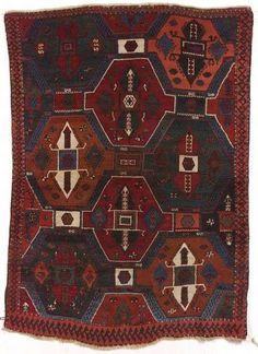 Sarkisla Rug, East Anatolia, second half 19th century, 6 ft. 8 in. x 4 ft. 10 in. | Skinner Auctioneers Sale 2293