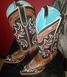 New Tony Lama boots from @bootbarn