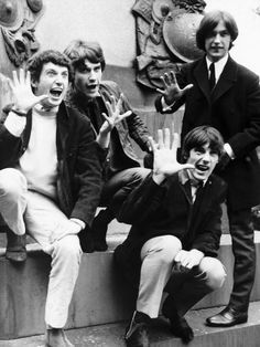 "1964: The Kinks record ""You Really Got Me,"" reaches #1 in the UK."
