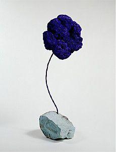 Colección en línea | Seleccione la artista | Yves Klein - Museo Guggenheim