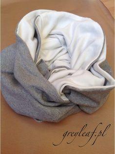 Big scarf by greyleaf.pl More at: www.greyleaf.pl/blog/big-scarf