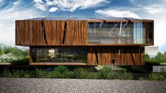 Future projects office winner: Selcuk Ecza Headquarters, Turkey by tabbanlioglu architects. Image courtesy of WAF.