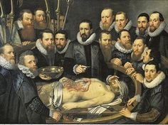 From Wikiwand: Michiel Jansz van Mierevelt – Anatomy lesson of Dr. Willem van der Meer, 1617