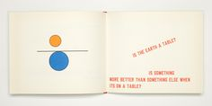 SOMETHING TO PUT SOMETHING ON –Lawrence Weiner - Books From The Future