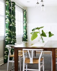 Window treatments 101: We show you how to hang curtains, layer fabrics, choose a header and get the right drape length.