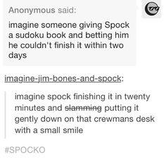 Spock bby