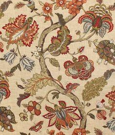 Fabricut Trend 02116 Garden Spice Fabric - $22.85 | onlinefabricstore.net