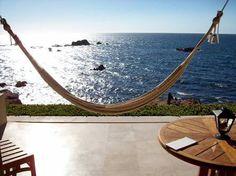 Could sit on my hammock all day ... Four seasons Punta Mita