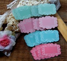 Hey, I found this really awesome Etsy listing at https://www.etsy.com/listing/194478810/shabby-chic-set-of-16-pastel-labels