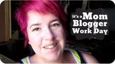 It's a Blogging Mom Work Day! | 67  | Subscribe: http://youtube.com/PepperScraps