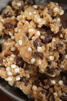 Smore�s Cookies recipe
