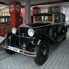 Audi type SS – 1929