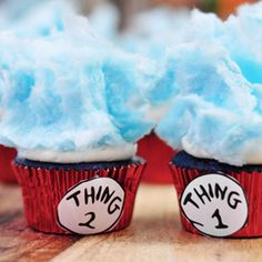 18 CRAZY-Creative Cupcake Ideas