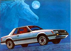 '79 Ford Mustang - An oldie, but a beauty!