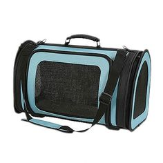 I pinned this Coco Pet Carrier in Turquoise from the Creature Comforts event at Joss and Main!