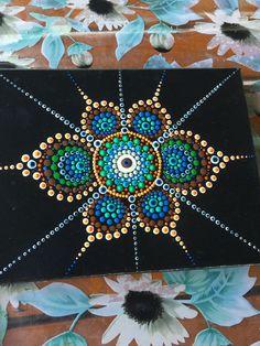 Mandala schilderij