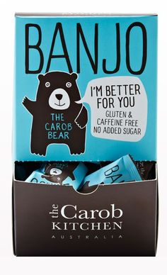 Banjo #packaging