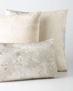 Aviva Stanoff Neutral Luxe Pillows