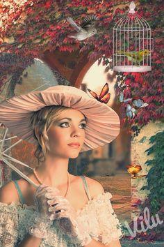 A Bela da Tarde - Virginia Lucia Campos Mendonça