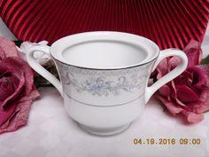 Mikasa, China Dinnerware Dresden Rose, Pattern sugar Bowl NO LID! Mikasa Fine China, Fine China Dinnerware, Dresden, Sugar Bowl, Rose, Tableware, Glass, Pattern, Pink
