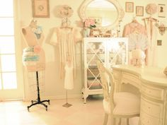 Most beautiful sewing room EVER!