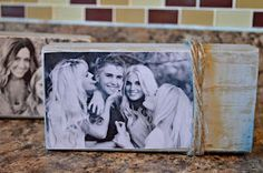 wooden picture blocks- so easy and cute to make!!