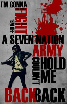 56 Best seven nation army images in 2018 | Aesthetic grunge