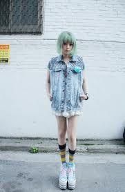 blue grunge fashion - Google Search