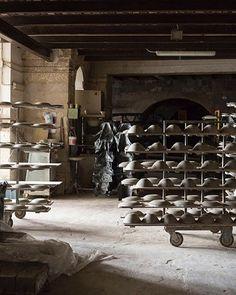 masseriamorosetaGuest Pierrick Verny visited the workshop of Nicola Fasano in Grottaglie where we get our ceramics #masseriamoroseta #masseria #grottaglie #nicolafasano #ceramics #puglia #pugliagram #pugliamia #ostuni